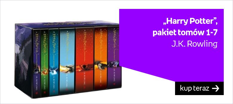 Harry Potter, wszystkie tomy