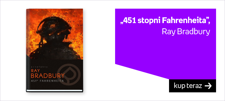 451 stopni Fahrenheita, Ray Bradbury