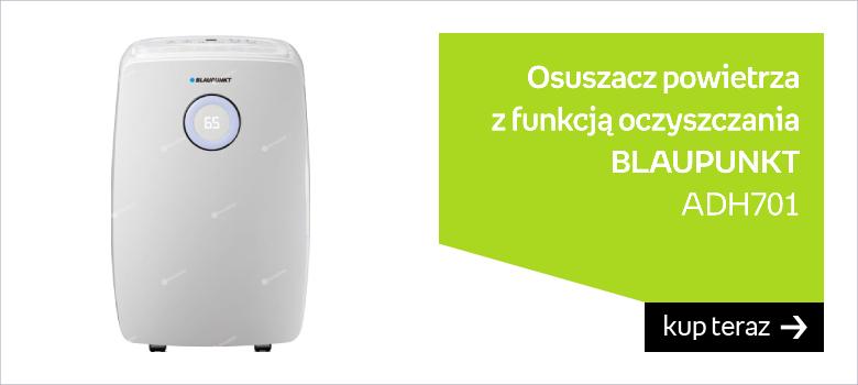 Osuszacz powietrza z funkcją oczyszczania BLAUPUNKT ADH701