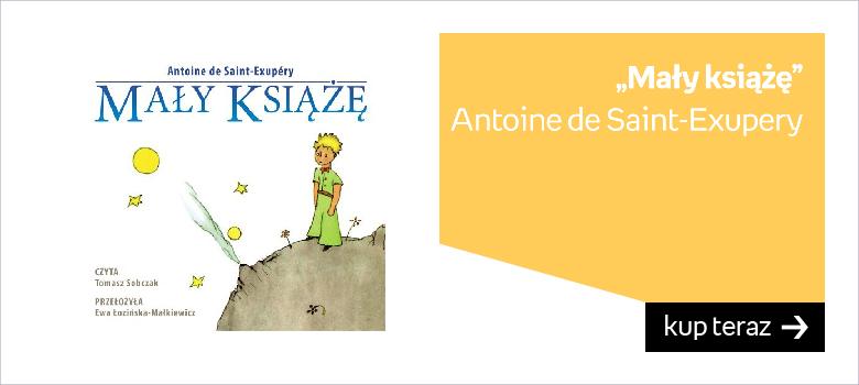Mały książę audiobook