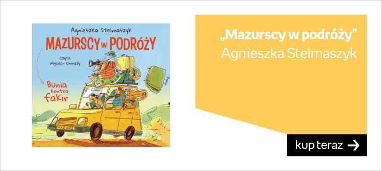 Mazurscy w podróży audiobook