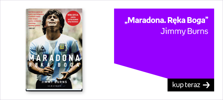 Diego Maradona książka