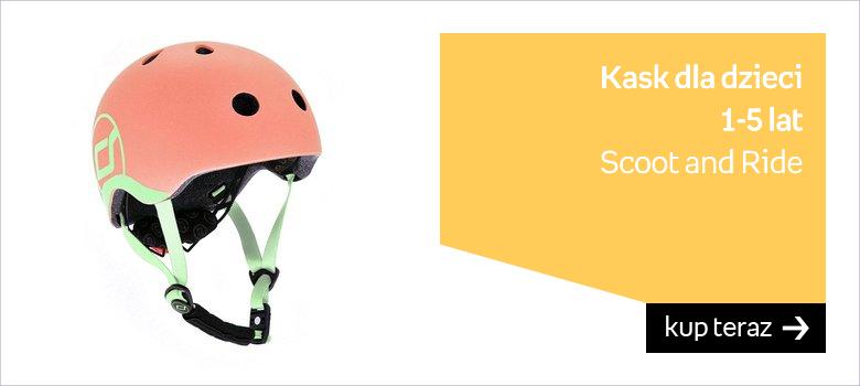 Scoot and Ride, plecak Na Hulajnogę Dla Dzieci 1-5 Lat Rose Scootandride