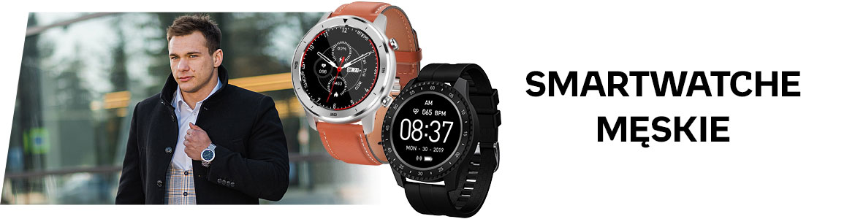Smartwatche męskie