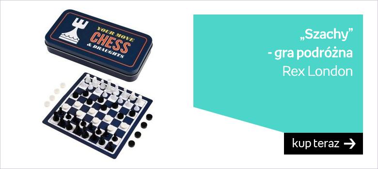 Rex London Trade, gra podróżna Szachy