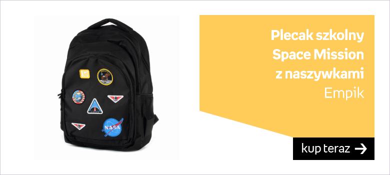 Plecak NASA