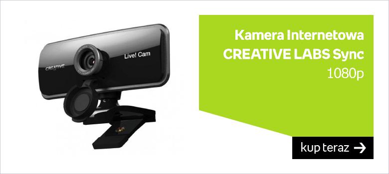 kamerka internetowa creative