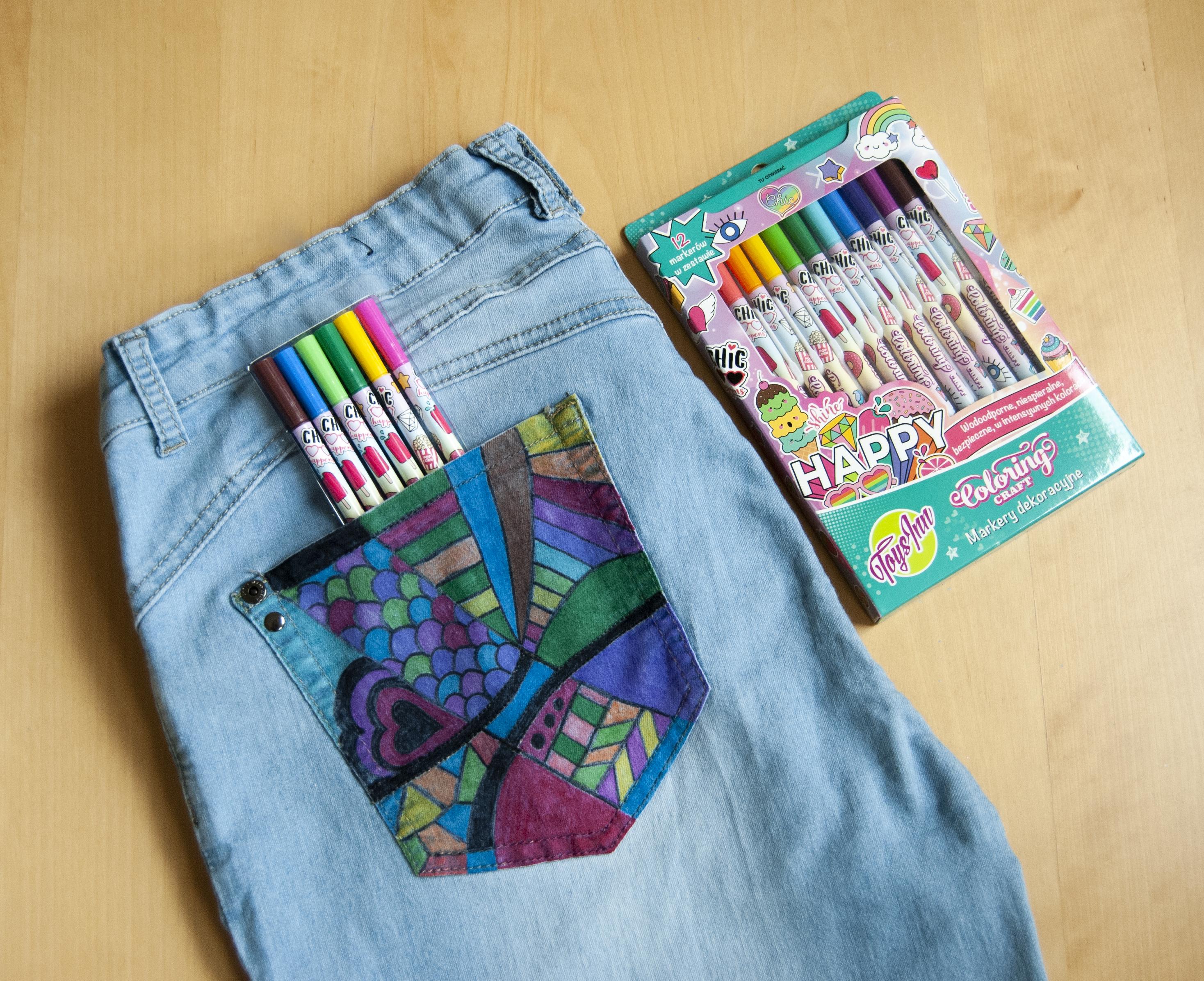 farbowanie ubrań