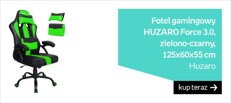 Fotel gamingowy HUZARO