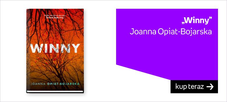 Joanna Opiat-Bojarska, Chciwość