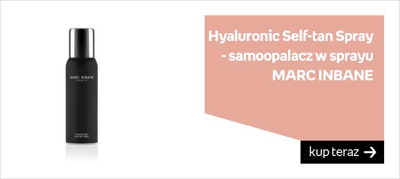 Hyaluronic Self-tan Spray - samoopalacz w sprayu MARC INBANE
