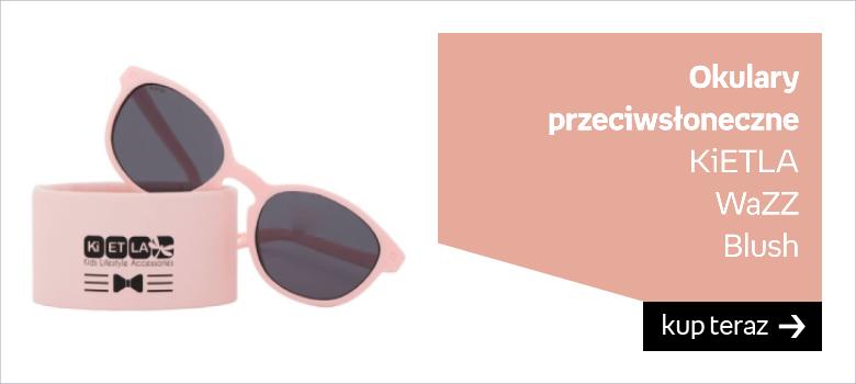 Okulary  przeciwsłoneczne KiETLA  WaZZ  Blush