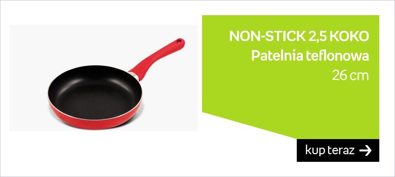 NON-STICK 2,5 KOKO Patelnia teflonowa, 26 cm