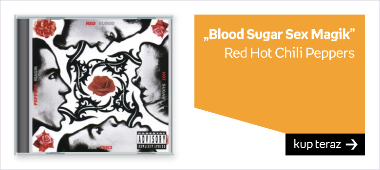 """""""Blood Sugar Sex Magik"""" Red Hot Chili Peppers"""