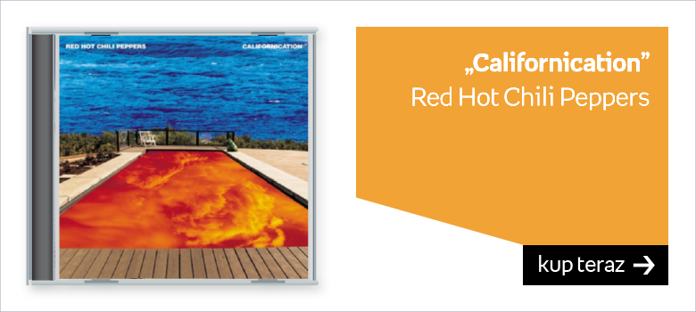 """""""Californication"""" Red Hot Chili Peppers"""
