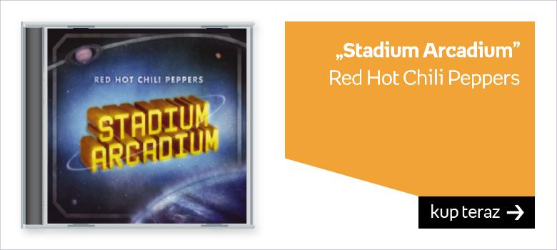 """Stadium Arcadium"" Red Hot Chili Peppers"