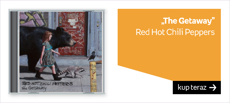 """""""The Getaway"""" Red Hot Chili Peppers"""