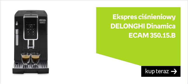 Ekspres ciśnieniowy DELONGHI Dinamica ECAM 350.15.B