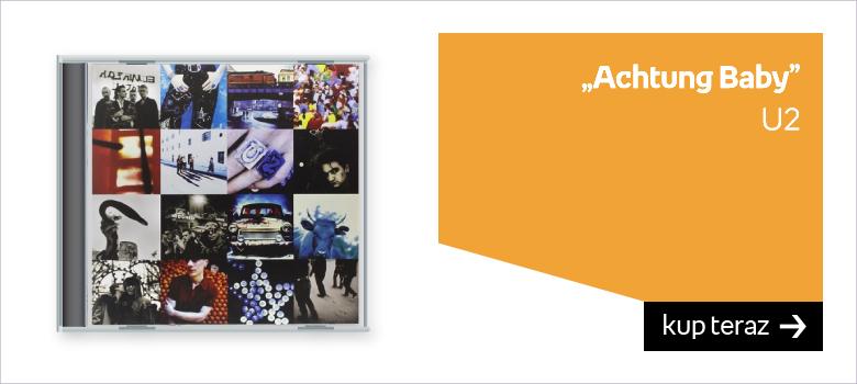 """Achtung Baby"" U2"