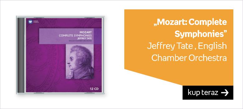 """Mozart: Complete Symphonies"" Jeffrey Tate , English Chamber Orchestra"
