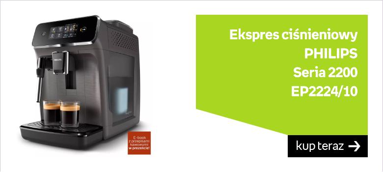 Ekspres ciśnieniowy PHILIPS Seria 2200 EP2224/10
