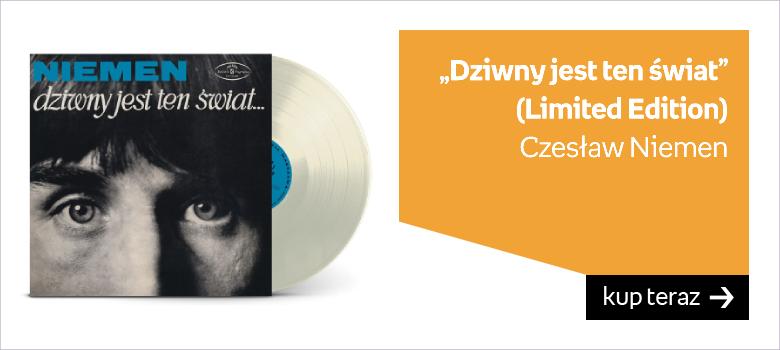 """""""Dziwny jest ten świat"""" (Limited Edition) Czesław Niemen"""