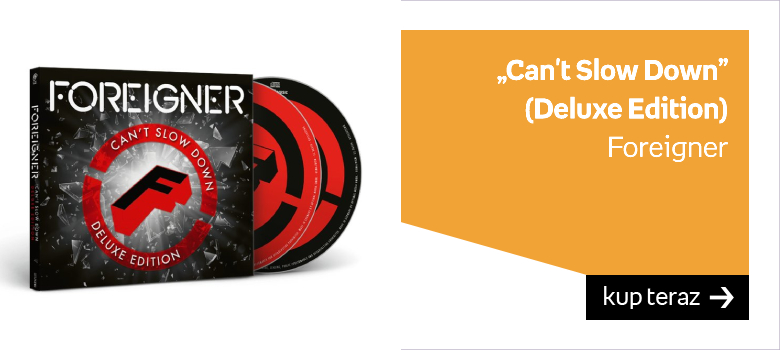 """""""Can't Slow Down"""" (Deluxe Edition) Foreigner"""