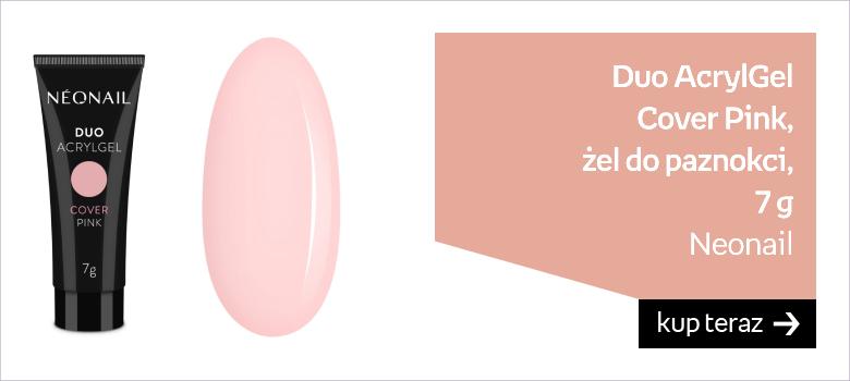 NEONAIL Duo AcrylGel Cover Pink, żel do paznokci 7 g