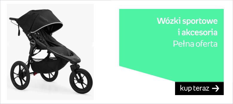 Dziecko i mama: Wózki sportowe i akcesoria