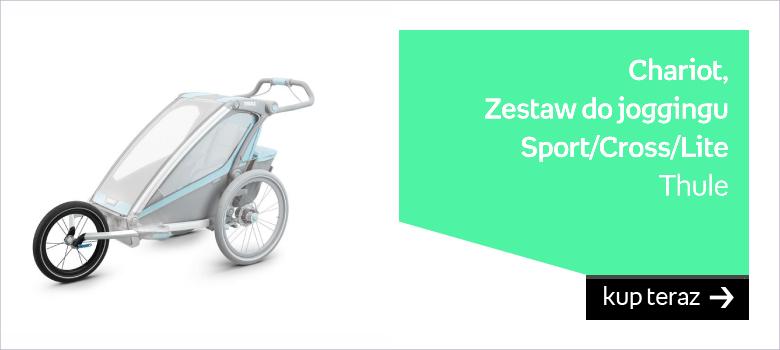 Thule, Chariot, Zestaw do joggingu Sport/Cross/Lite