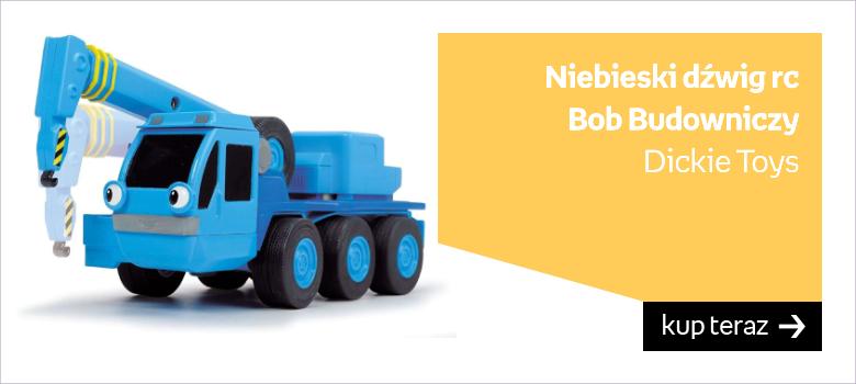 Dźwig z Boba Budowniczego