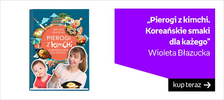 Pierogi z kimchi