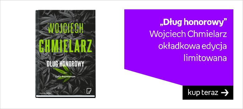 Wojciech Chmielarz nowa książka