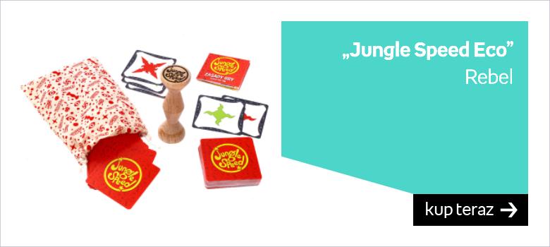 """Jungle Speed Eco"" Rebel"