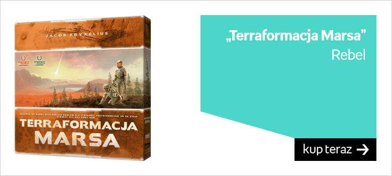 """Terraformacja Marsa"" Rebel"