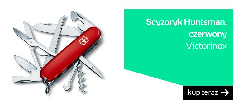 Victorinox, Scyzoryk, Huntsman, czerwony