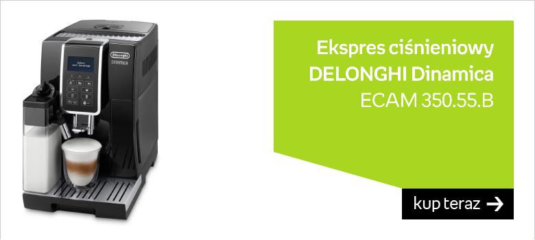 Ekspres ciśnieniowy DELONGHI Dinamica ECAM 350.55.B