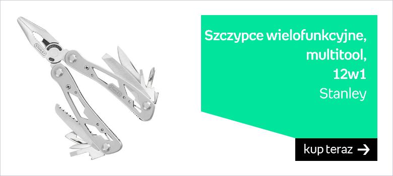 Szczypce wielofunkcyjne STANLEY multitool, 12w1
