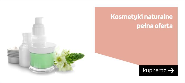Kosmetyki naturalne do ciała