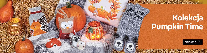Kolekcja Pumpkin Time