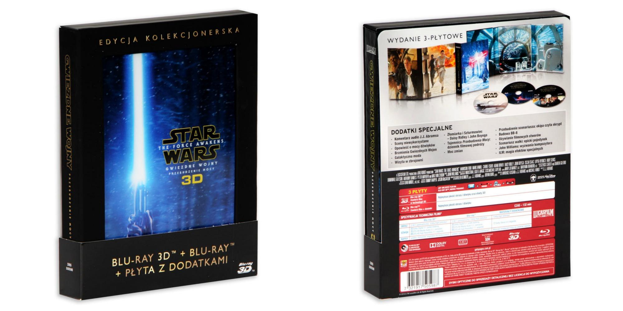 Gwiezdne wojny: Przebudzenie mocy 3D