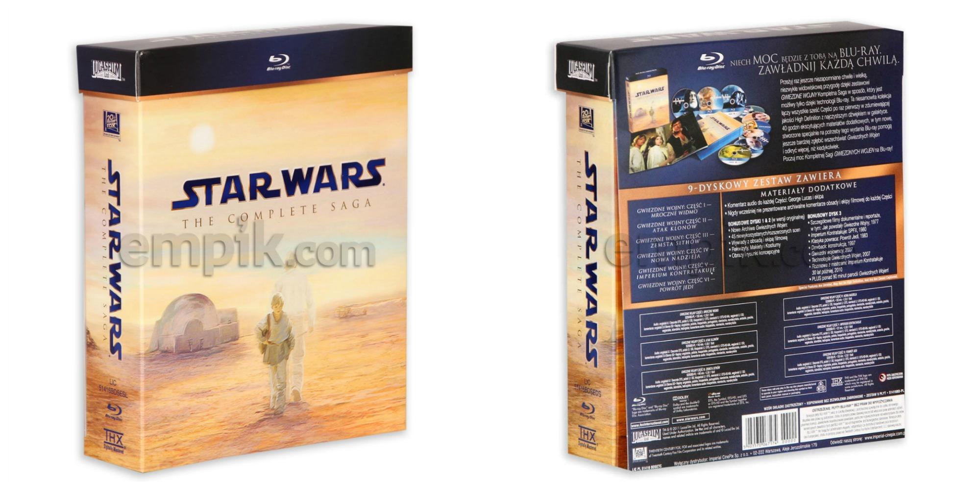 Kolekcja: Star Wars