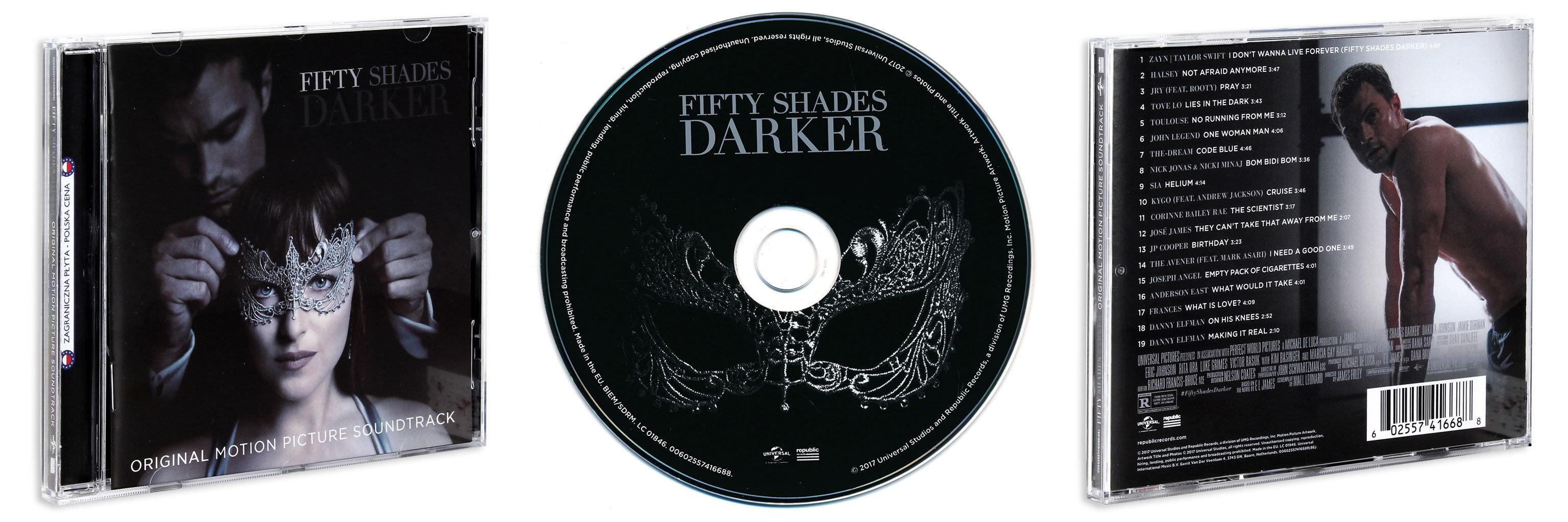 Fifty Shades Darker (Ciemniejsza Strona Greya) PL