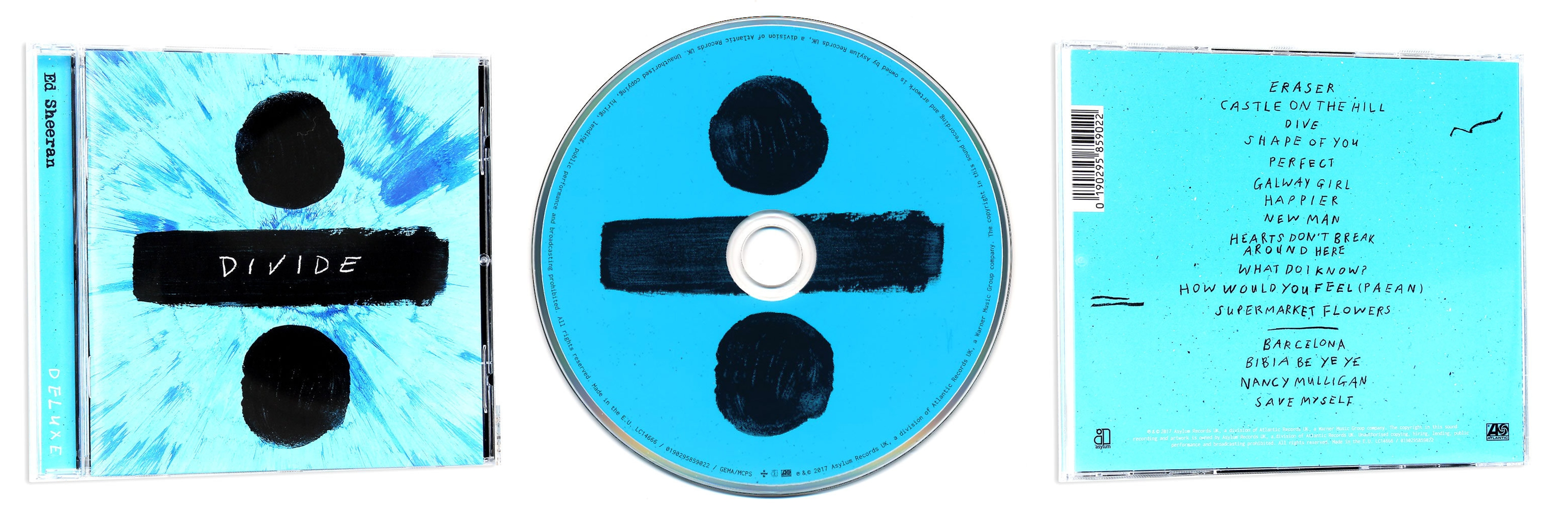 Divide (Deluxe Limited Edition)