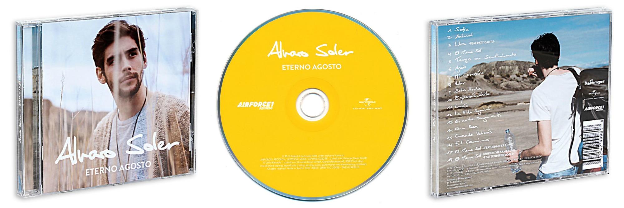 Eterno Agosto (Reedycja)