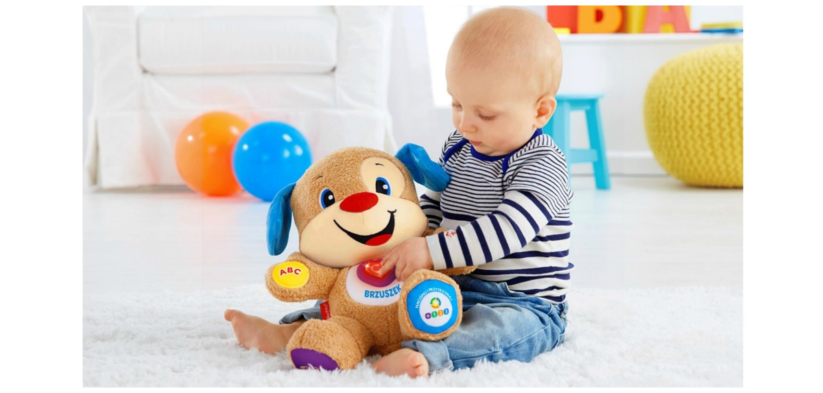 szczeniaczek uczniaczek zabawka