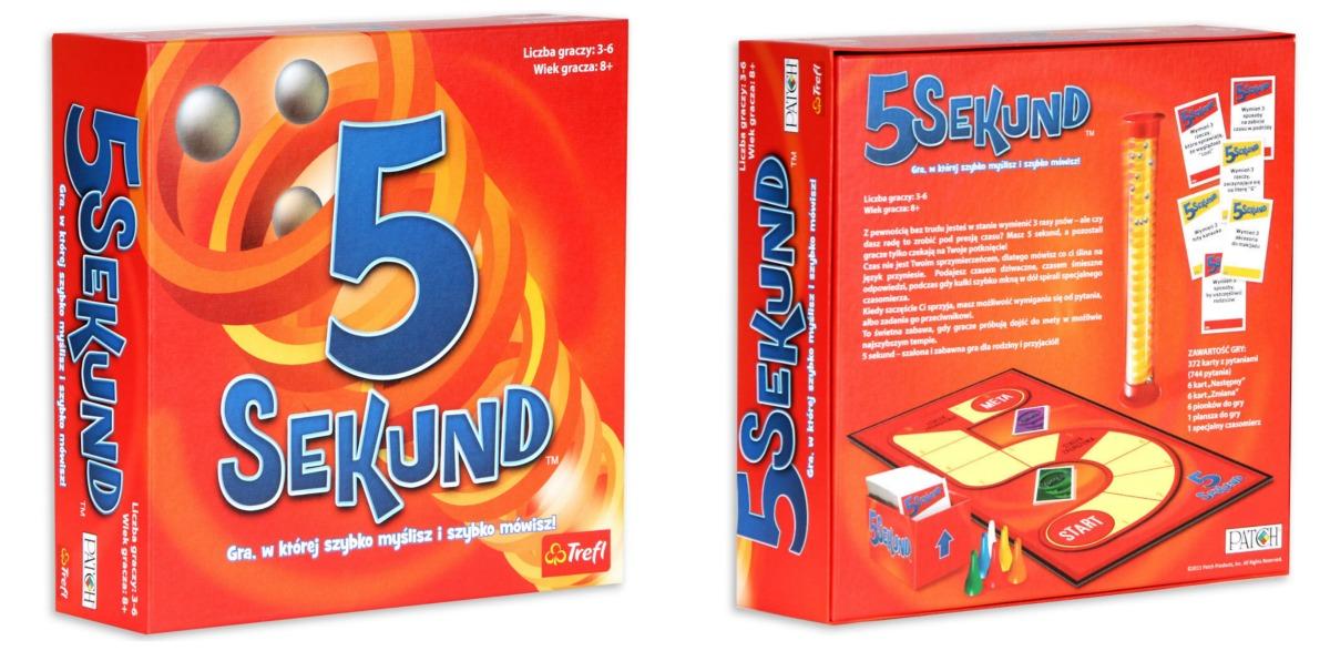 5 sekund gra