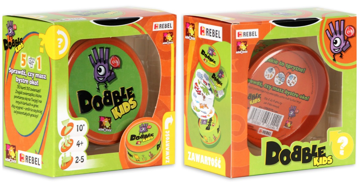 dobble kids rebel