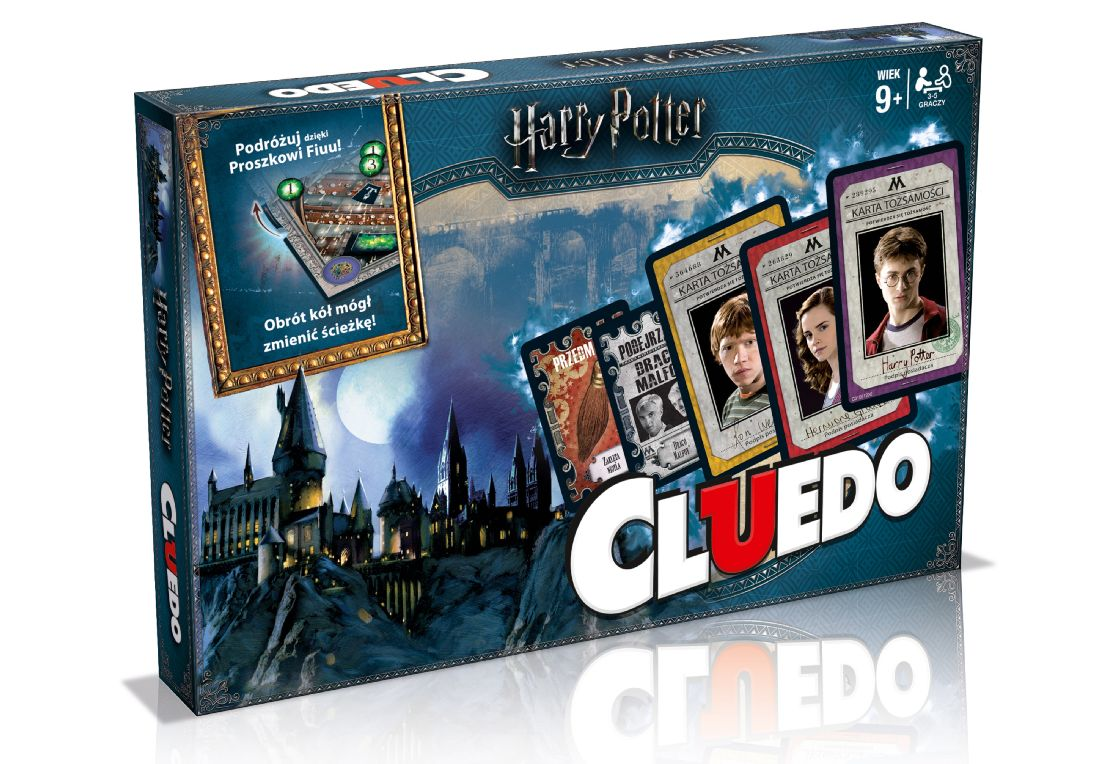 cludeo harry potter