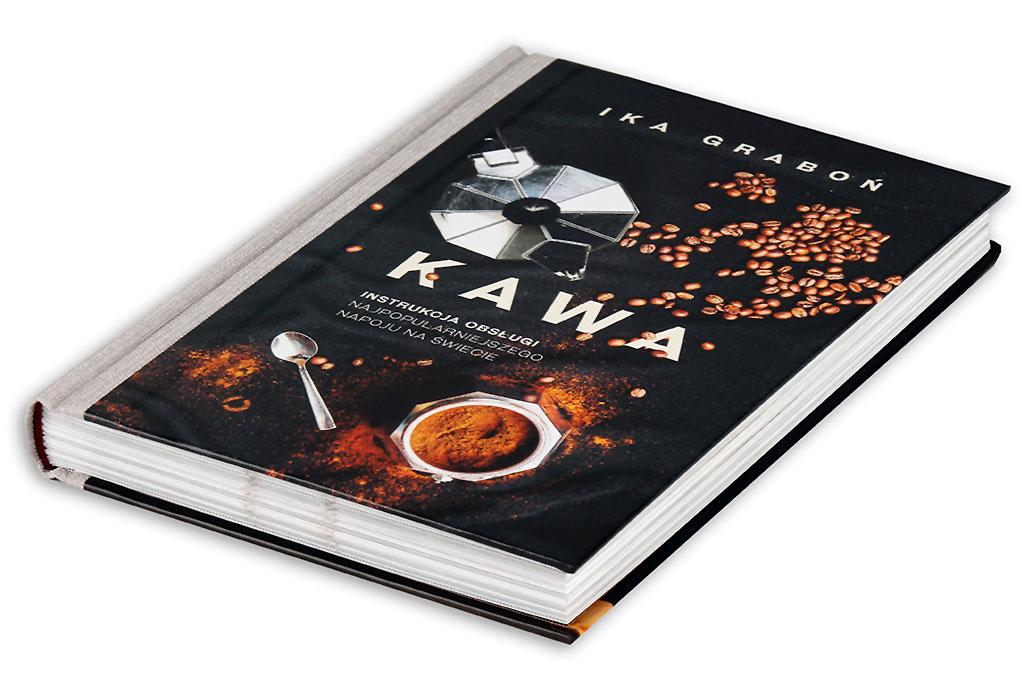 Książka o kawie instrukcja obsługi kawy